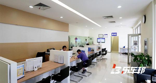 上海福银福特4S店