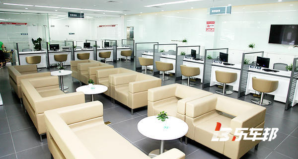 广州广诚本田4S店