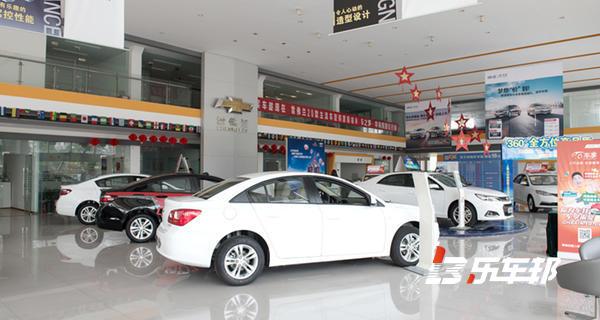 南京雪莱雪弗兰4S店