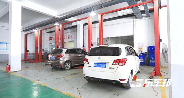 北拓北京汽车4S店