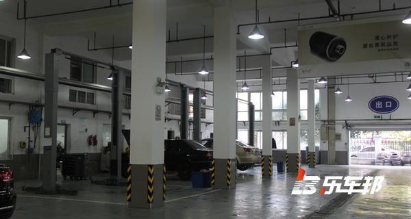 杭州旅行者上海大众4S店