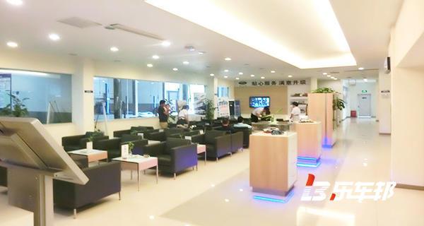 上海弘欣福特4S店