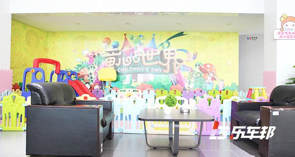 广州溢景传祺4S店