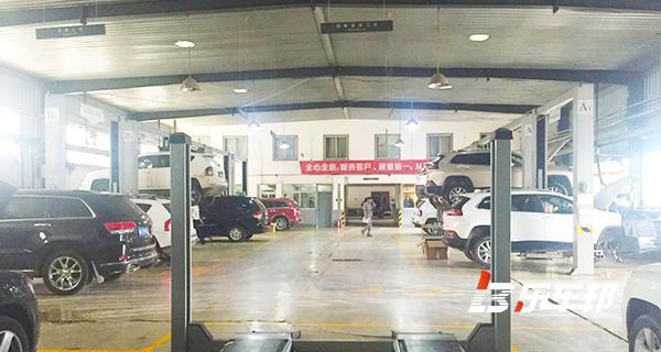 陕西伊势威Jeep4S店