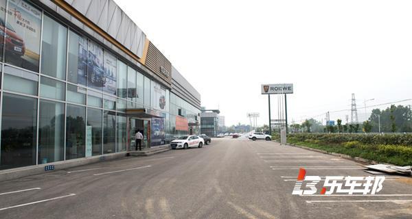南京海莱雪弗兰4S店