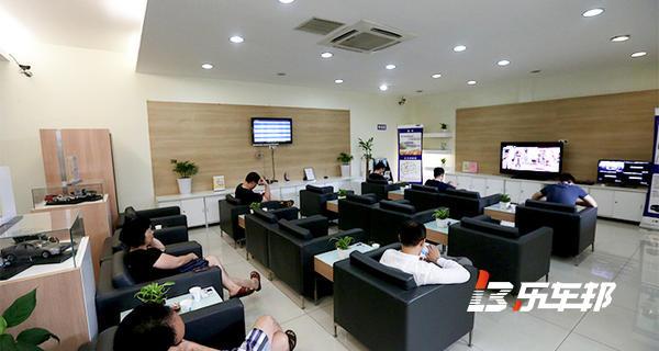 上海福银4S店