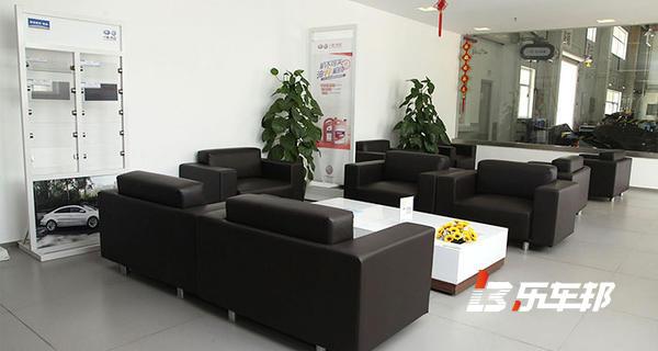 广州庞大增城大众4S店