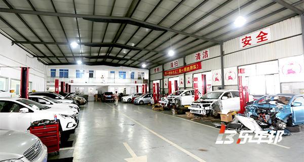 上海华裕4S店