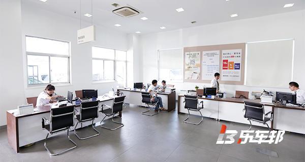 上海振新上汽大众4S店