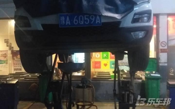海马S54S店保养