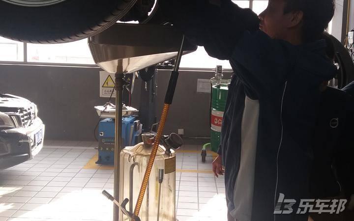 V404S店保养