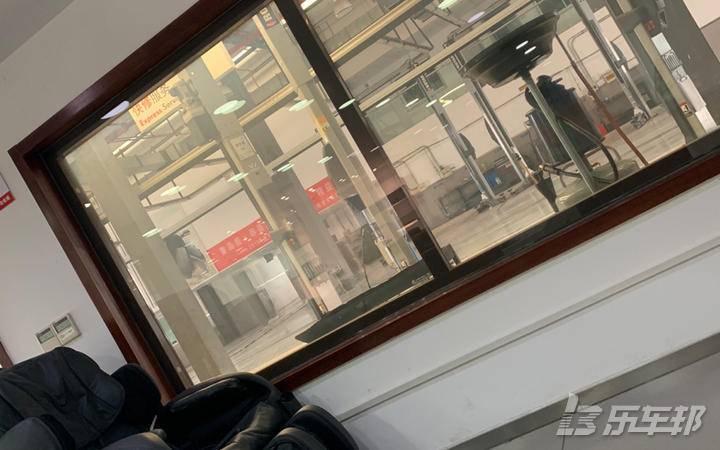 夏朗4S店保养