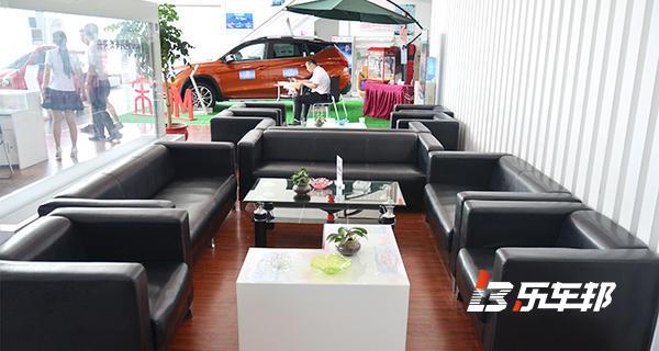 济南乾盛比亚迪4S店