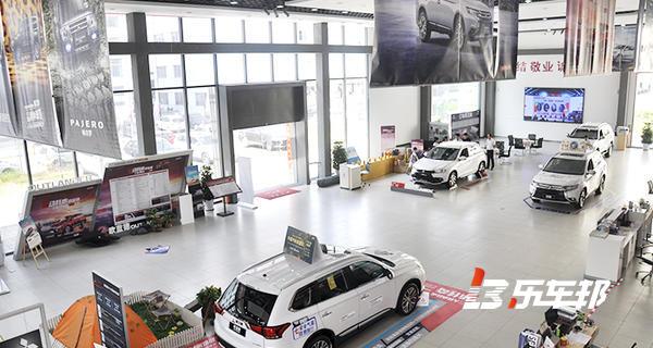 福州建发众驰三菱4S店
